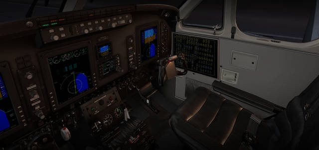 Carenado C90 GTX King Air (for X-Plane 11)