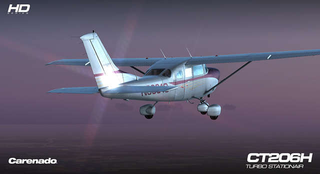 Carenado CT206H Stationair HD Series