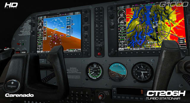 Carenado CT206H Stationair HD Series G1000 Expansion Pack