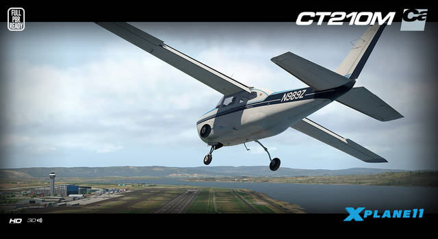 Carenado CT210M Centurion II (for X-Plane 11)