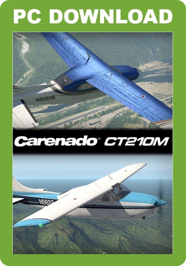 Just Flight - Carenado CT210M Centurion II (for X-Plane 11)