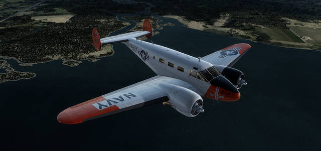 Just Flight - Carenado D18S (for FSX & P3D)