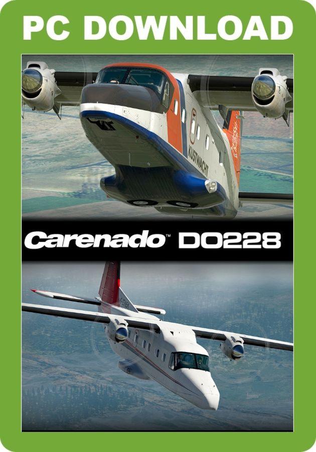 Just Flight - Carenado Do 228-100 HD Series (for X-Plane 11)