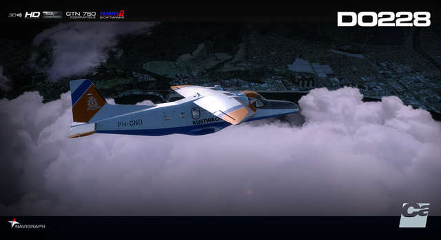 Carenado DO228 100 HD SERIES (for FSX & P3D)