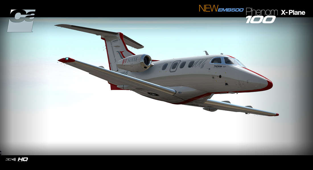 Just Flight - Carenado E50P Phenom 100 HD SERIES (for X-Plane)