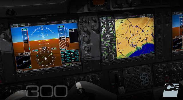 Just Flight - Carenado EMB505 Phenom 300 (for FSX & P3D)