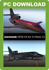 Carenado FA50 EX (for X-Plane 11)
