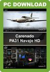 Carenado PA31 Navajo HD Series (for FSX or P3D v1/v2)