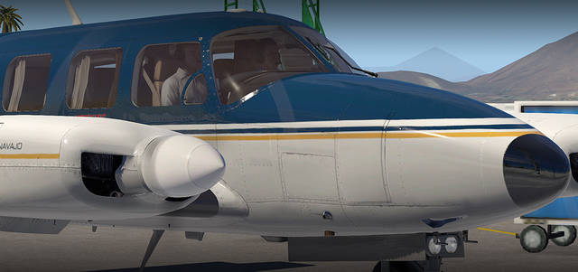 Carenado PA-31 Navajo HD Series (for X-Plane 11)