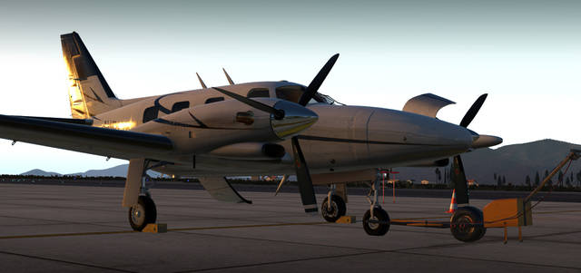 Carenado PA-31T Cheyenne II (for X-Plane 11)