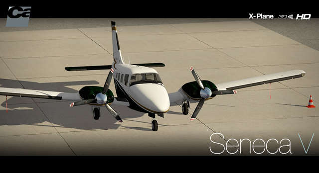 Carenado PA-34 Seneca V HD Series (for X-Plane)