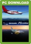 Carenado PA-46 500TP Malibu Meridian G1000 HD Series (for FSX & P3D)