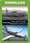 Carenado PA-46 500TP Malibu Meridian G1000 (for X-Plane 11)