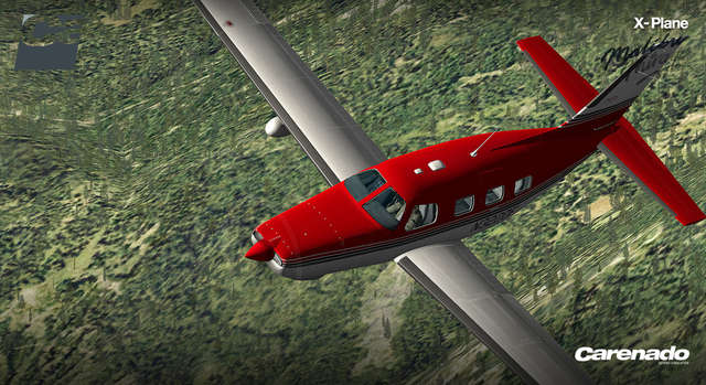 Carenado PA46 Malibu Mirage  HD Series for X-Plane