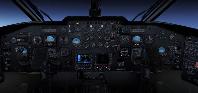 Carenado S330 (for P3D & FSX)