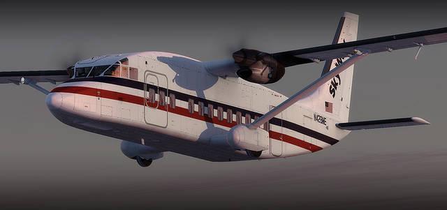 Just Flight - Carenado S360 (for FSX & P3D)