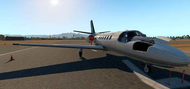 Carenado S550 Citation II (for X-Plane 11)
