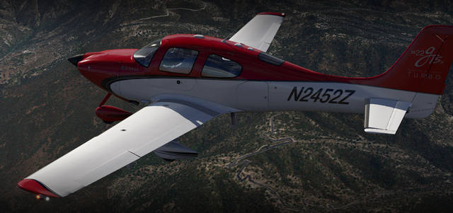 Carenado SR22 GTSx Turbo (for X-Plane 11)
