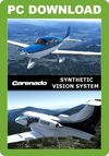 Carenado Synthetic Vision System