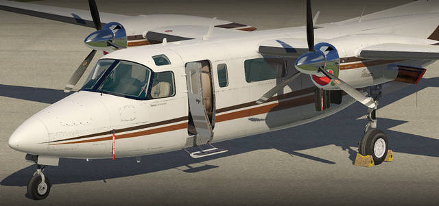 Carenado Turbo Commander 690B (for X-Plane 11)