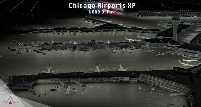 Chicago Airports XP