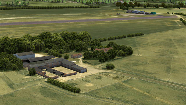 Conington Airfield