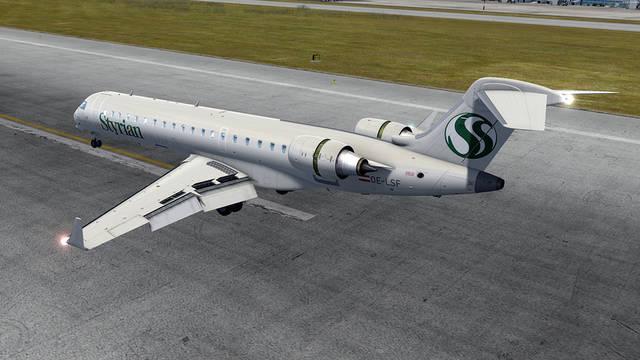 Just Flight - CRJ 700/900 X