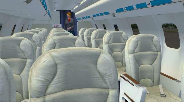 Just Flight - CRJ NextGen REGULAR Edition