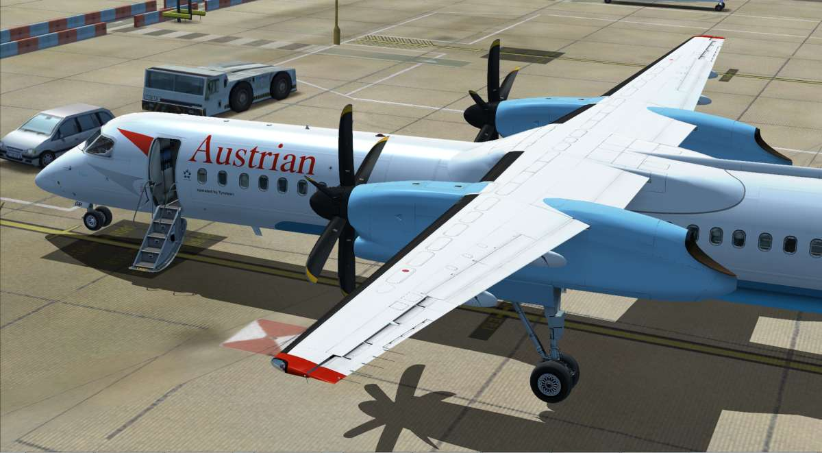 Just Flight - Majestic Software Dash 8 Q400 PILOT Edition