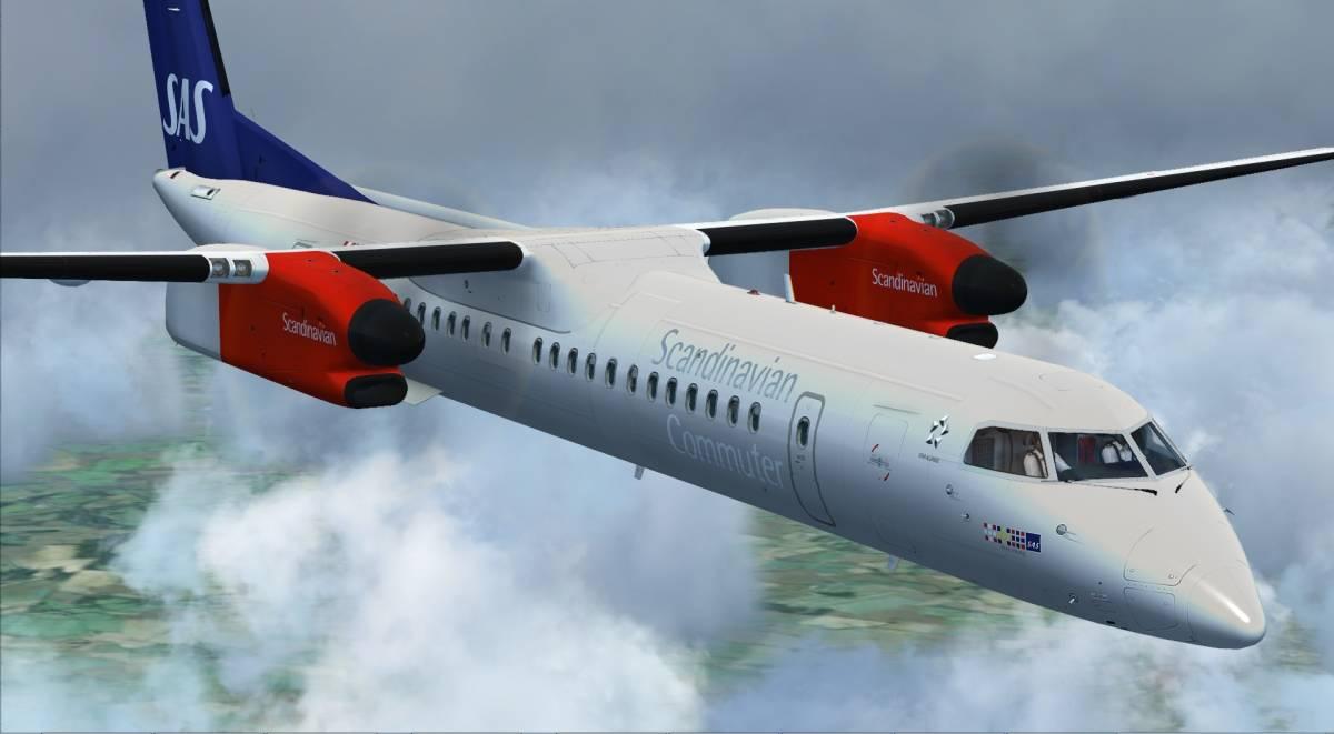 Just Flight - Majestic Software Dash 8 Q400 PILOT Edition (for P3D v4)