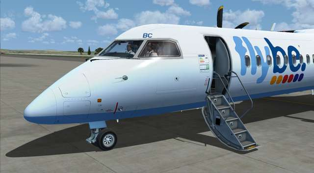 Majestic Software Dash 8 Q400 - PRO Edition
