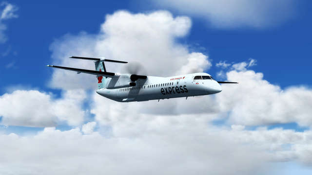 Just Flight - Majestic Software Dash 8 Q400 PRO Edition (for FSX