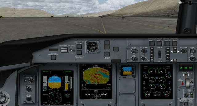 Majestic Software Dash 8 Q400 PRO Edition FOR P3D v4 - oukas