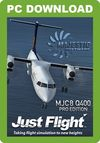 Majestic Software Dash 8 Q400 PRO Edition (FOR P3D v4)