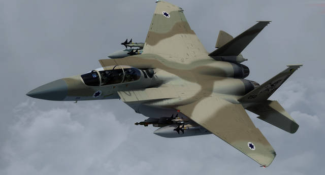 DC Designs F-15 C, E & I Eagle (for P3D v1-v3 & FSX)