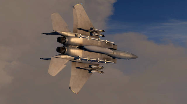 DC Designs F-15 C, E & I Eagle