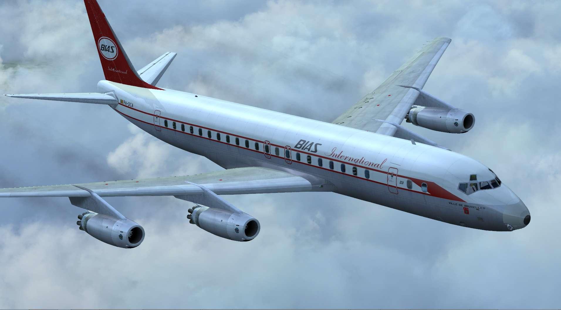 Just Flight - DC-8 Jetliner Series 10 to 40