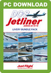 DC-8 Jetliner Series 50 to 70 Livery Bundle Pack