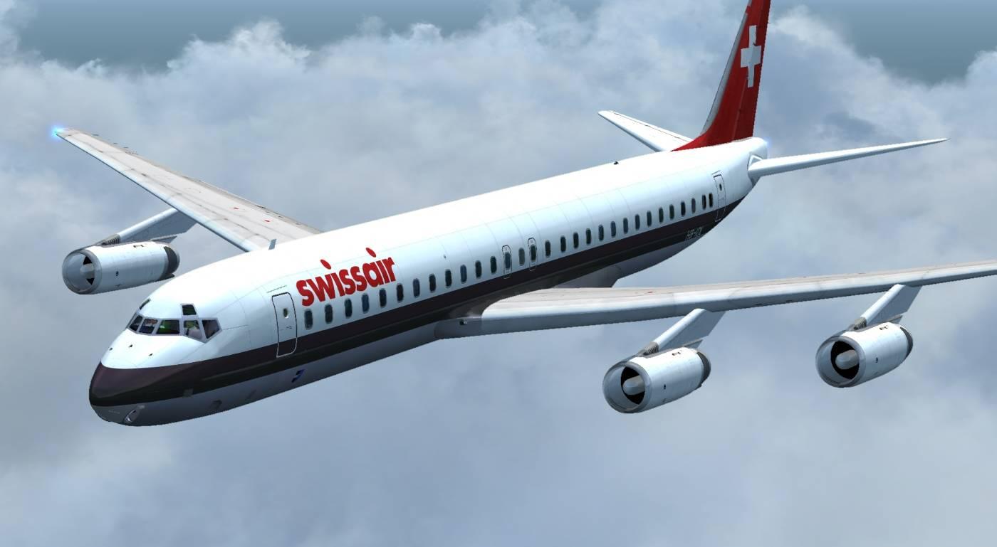 just flight dc 8 jetliner series 50 to 70 rh justflight com MD-83 Aircraft Seating Chart Allegiant MD-80 Aircraft