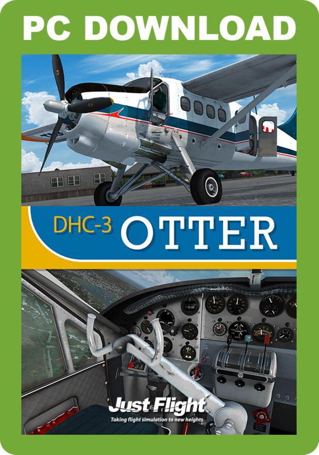 Just Flight - DHC-3 Otter