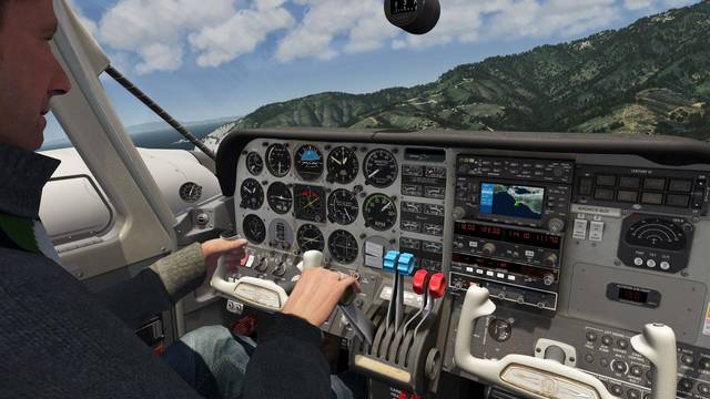 Duchess Model 76 (for Aerofly FS 2)
