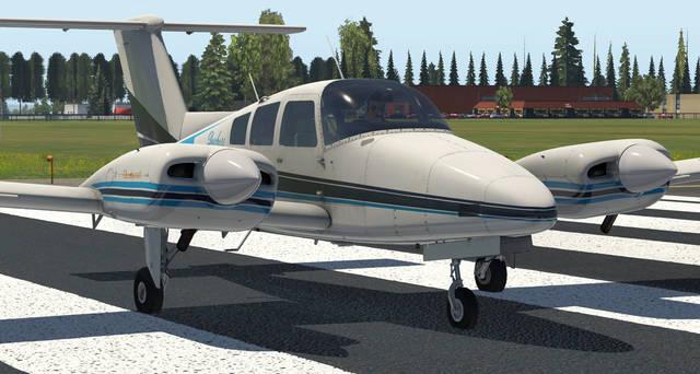 Just Flight - Duchess Model 76 (for X-Plane 11)