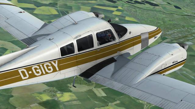 Just Flight - Duchess Model 76 (for P3D & FSX)