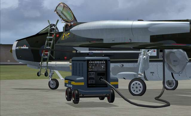 English Electric Lightning F.6 (Download)