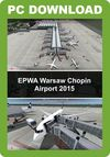 EPWA Warsaw Chopin 2015 (for FS2004)