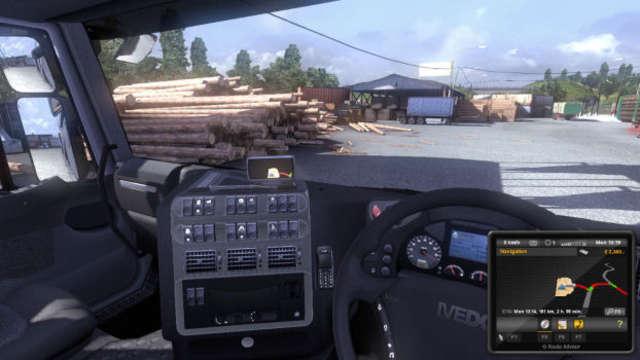 Just Flight - Euro Truck Simulator 2 Gold