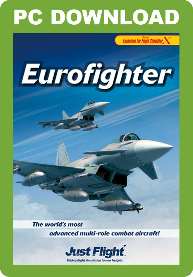 Just Flight - Eurofighter