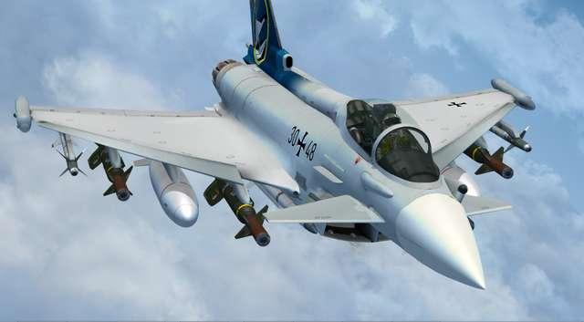 Just Flight - Eurofighter