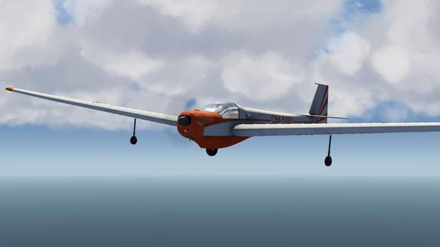 Falke SF-25 (for Aerofly FS 2)