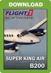 Flight1 King Air B200 Version 2